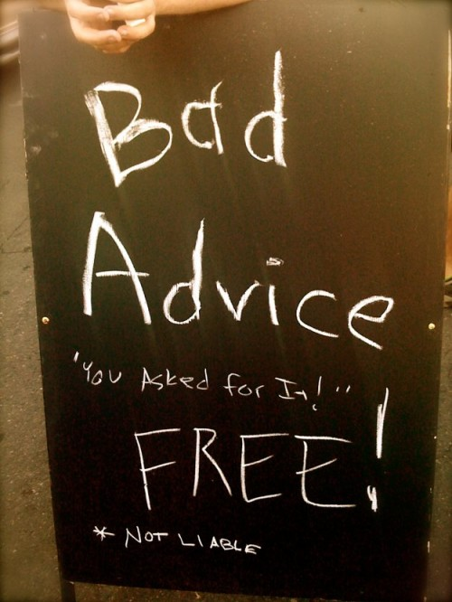 Avoid-this-bad-advice