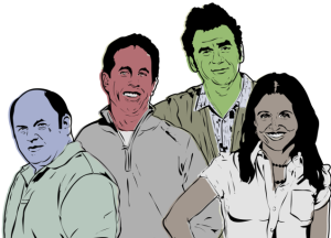 A modern retelling of Seinfeld is obviously normcore.