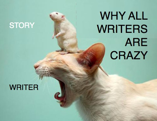 #MFAvsNYC Part 3 // Why People Think Writers Are Crazy