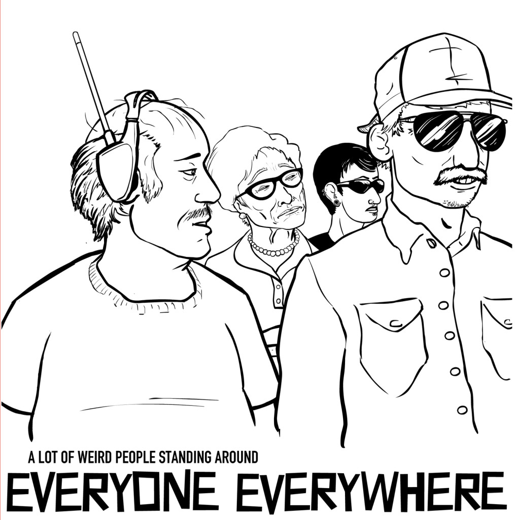 everyone everywhere is one of my favorite bands, listen to them