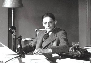 ts eliot at work