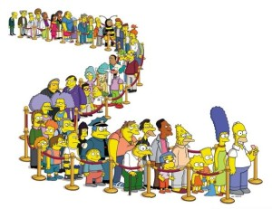 The Simpsons Family & Characters