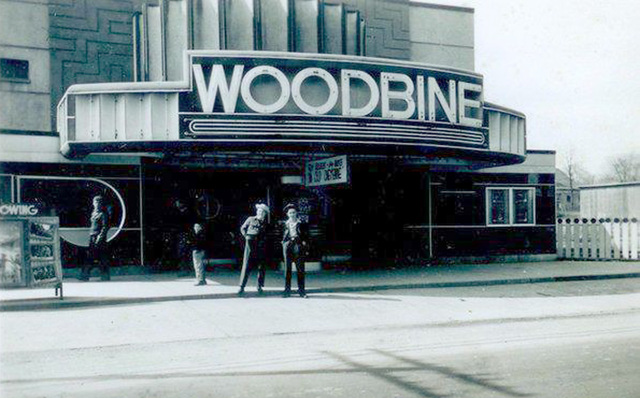 Out Now, WOODBINE
