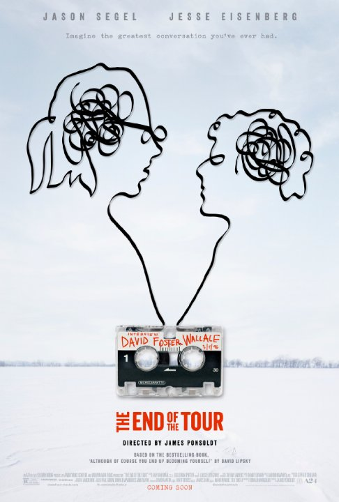 end of tour poster