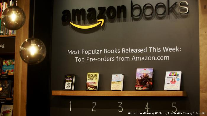 Amazon Books? Why I'm Not Surprised