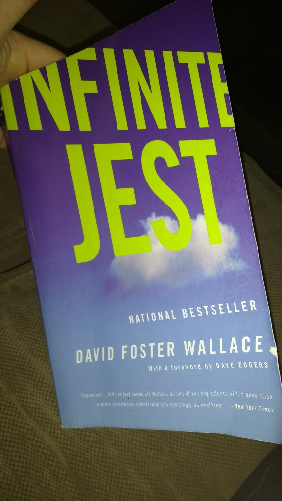 Thoughts on Infinite Jest (Page 442)