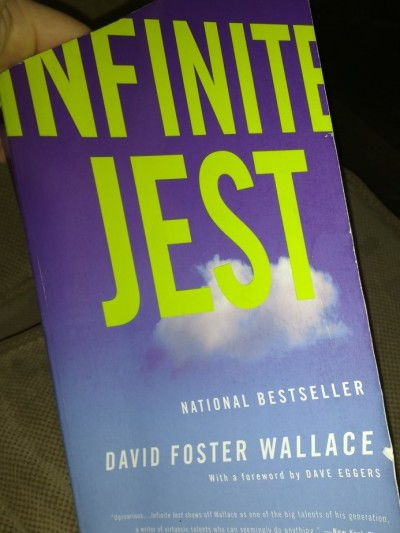 Thoughts on infinite jest by david foster wallace part 1 josh spilker my copy of infinite jest fandeluxe Image collections