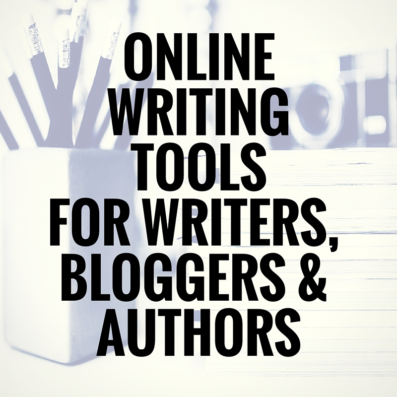 65 Online Writing Tools For Writers, Bloggers & Authors | Josh Spilker